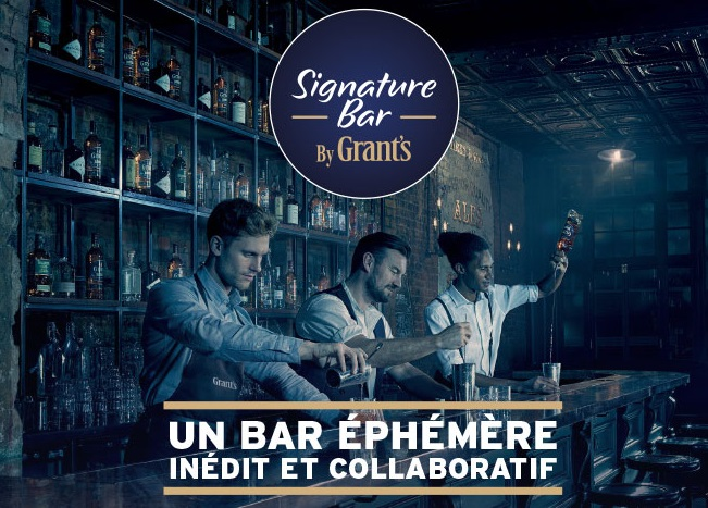 Le Signature Bar by Grant's : ouverture des votes