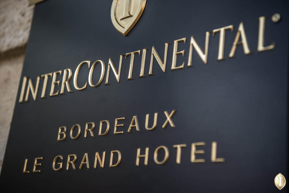 Infosbar Inside Bordeaux : Le Grand Hotel