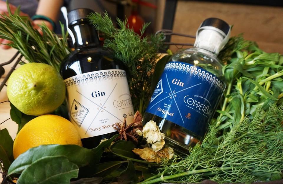 """""""GIn Original"""" by CopperBay X La Distillerie de Paris"""