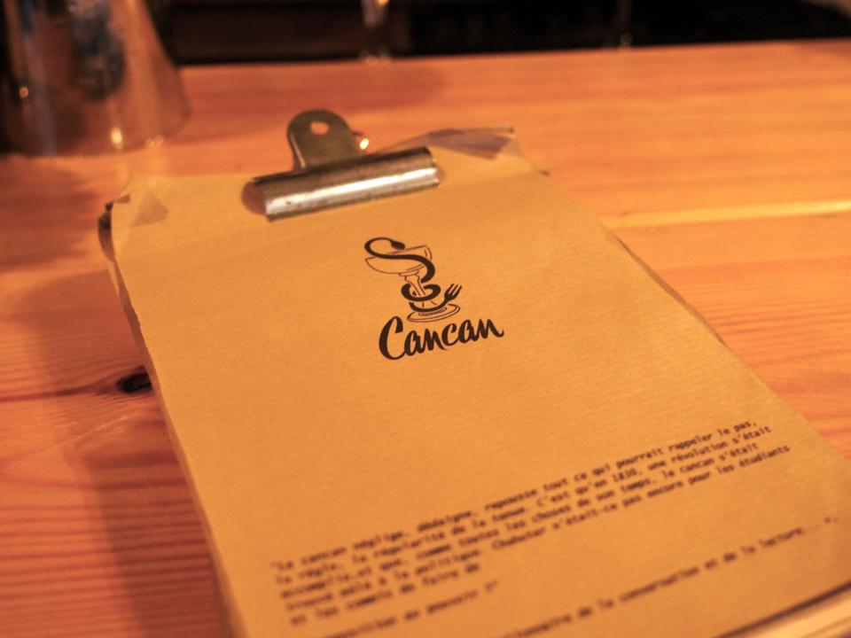 Infosbar Inside Bordeaux : Le Cancan