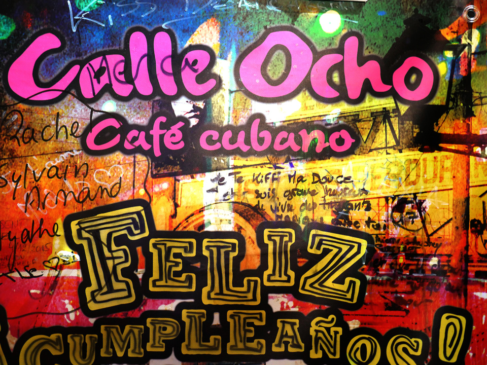 Infosbar Inside Bordeaux : Calle Ocho Café Cubano