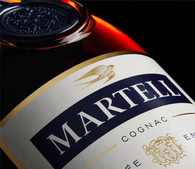 Double médaille d'or pour Martell