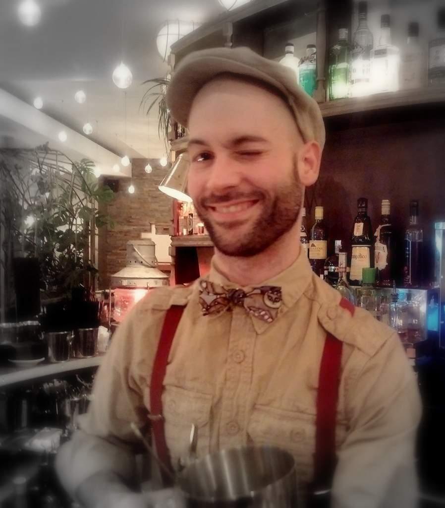 Bartenders at work by Infosbar : le CV express de Giampetro Morisi