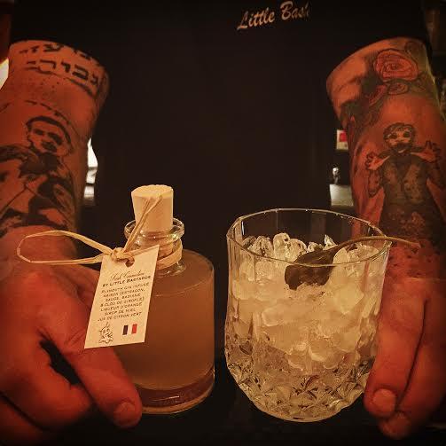 Le Little Bastards nous dévoile sa carte de cocktails pour ce Printemps
