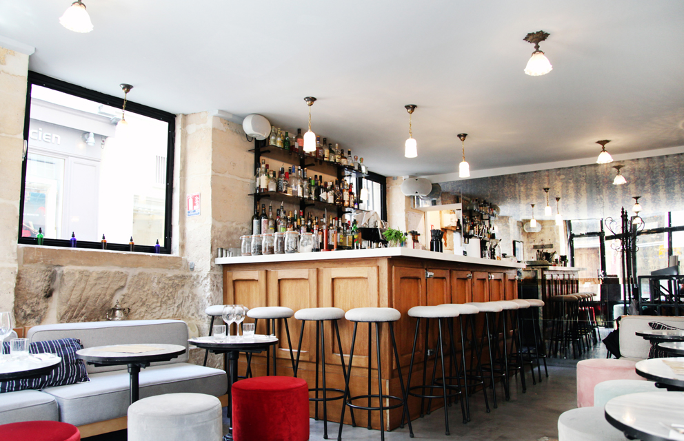 Résistance à Paris : le bar à cocktails signé David Varnier