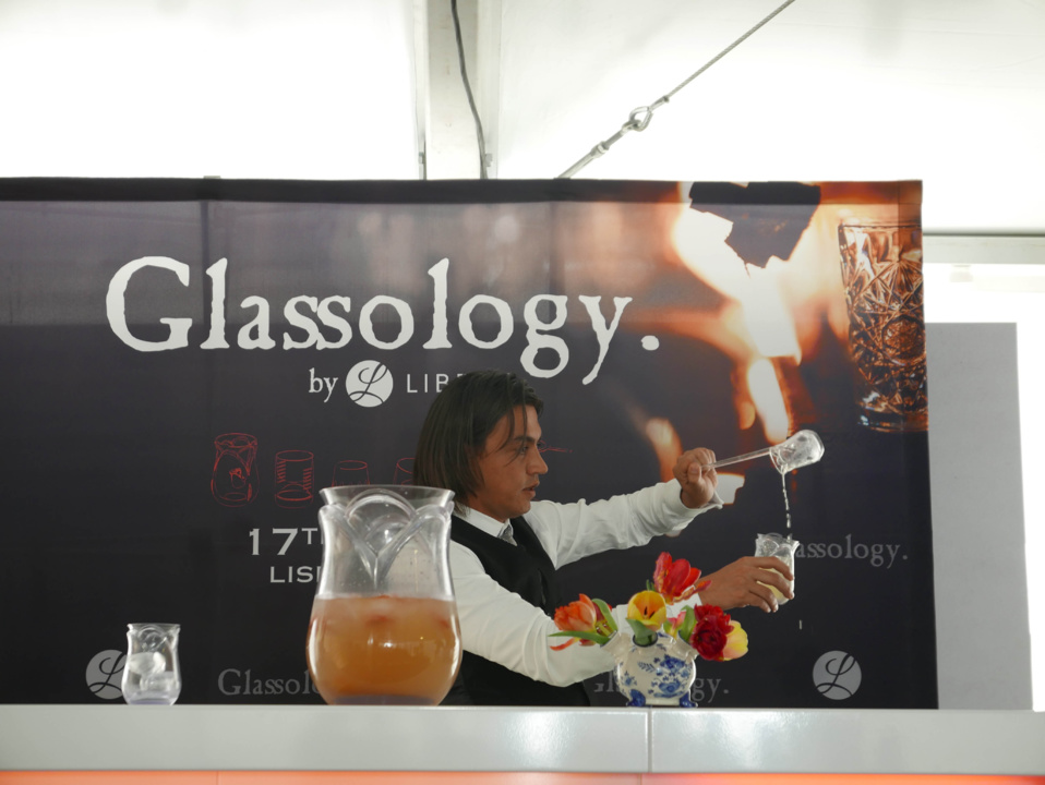 Infosbar Inside Glassology by Libbey : Robert Schinkel remporte l'édition 2016