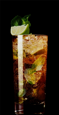"Cocktail ""Kraken Black Mojito®"" by Kraken"