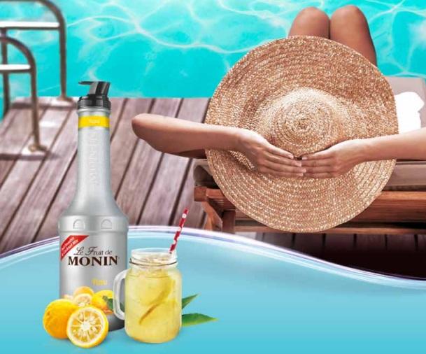 Le programme estival signé MONIN