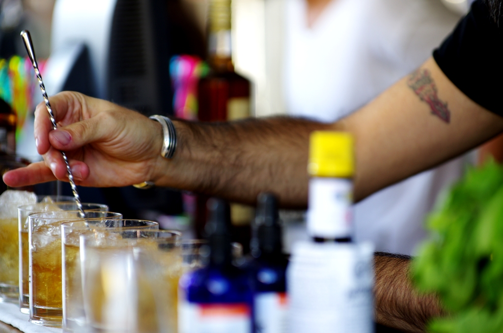 """Whisky Live Paris 2016 : lancement de la """"Cocktail Street"""""""