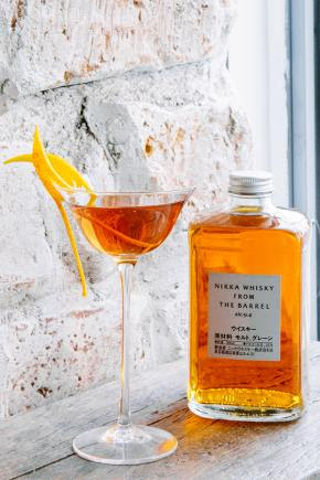 Cocktails de l'été 2016 by Nikka