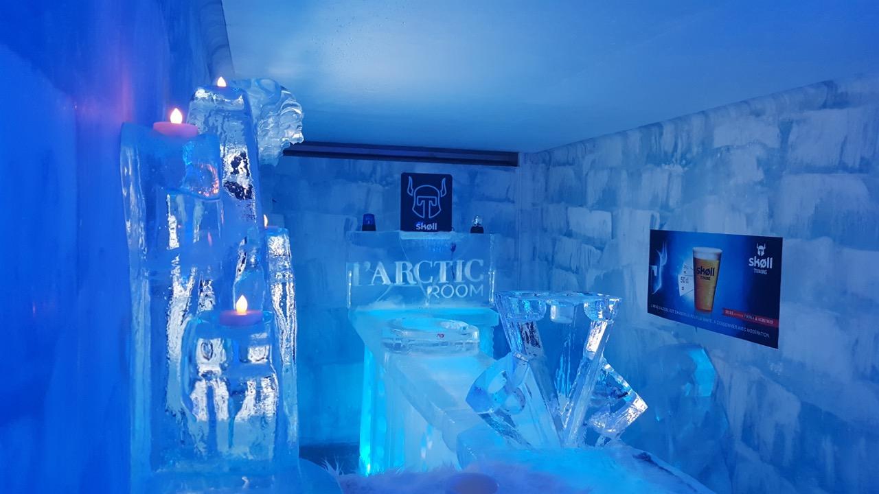 Skoll en tournée des festivals avec Arctic Room