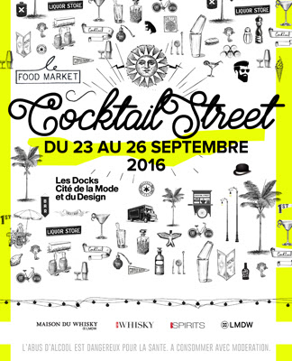 Whisky Live Paris 2016 : Le Trench, bar invité de la Cocktail Street