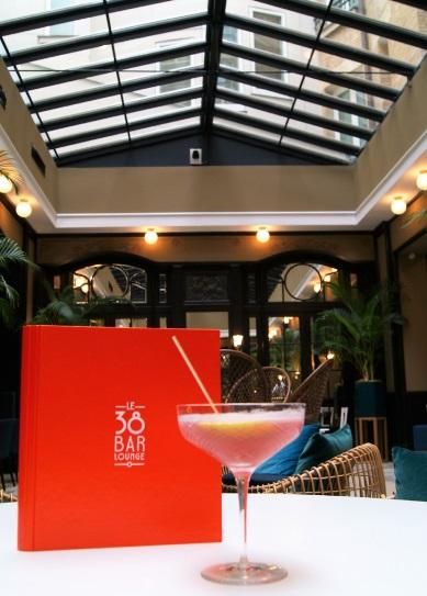 Le 38 Bar Lounge de L'Echiquier Opéra Paris