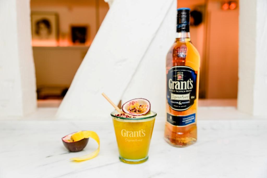 Cocktails d'été by Grant's