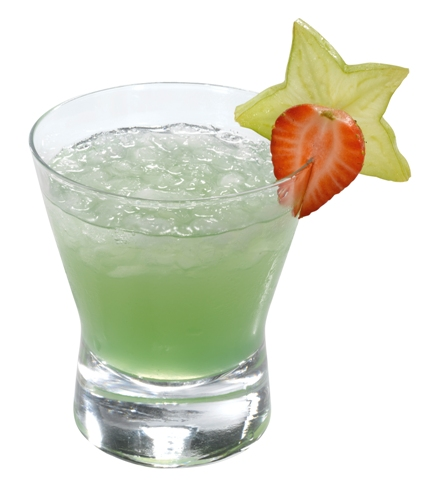 "Cocktail ""Aloe Brazil"" // DR"