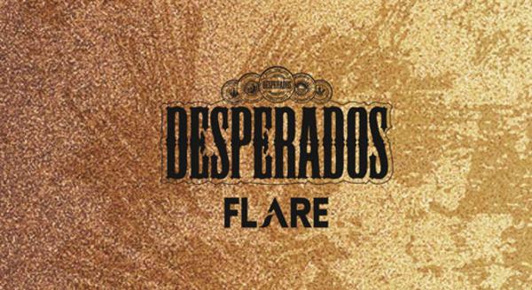 """Desperados """"Flare"""" ou l'art de briller pour les fêtes"""