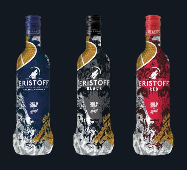 """Eristoff dévoile """"Chill-In Edition"""", sa 2ème collaboration avec Nairone"""