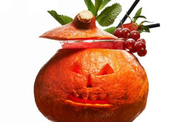 Halloween 2016 : un cocktail ou un sort au Bar le Lucien