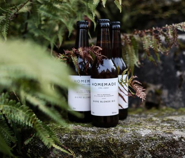Homemade : la bière bio signée Cyril Lignac