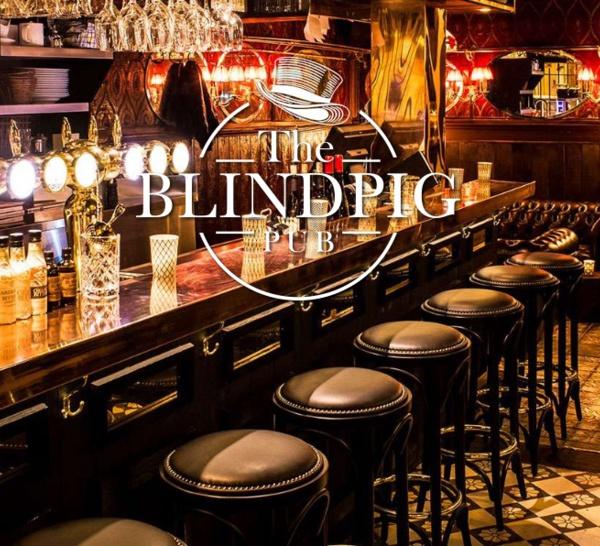 Le Blind Pig Pub à Paris