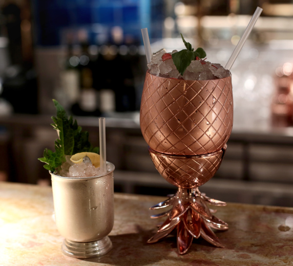 Les cocktails du Bar des Prés à Paris