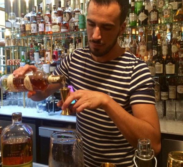Bartenders at work by Infosbar : le CV express de Paul Carpentier