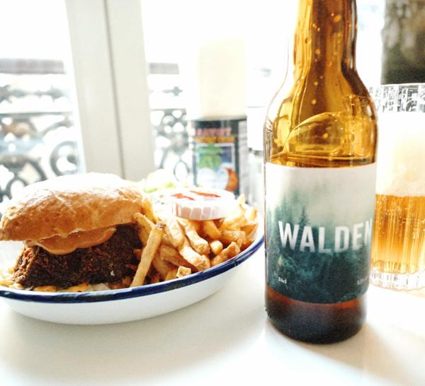 PNY et Deck & Donahue lance la Walden, une bière pour les accros du burger