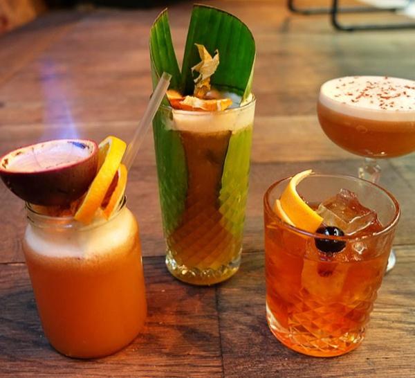 Le Pisco Bar du 1K Paris