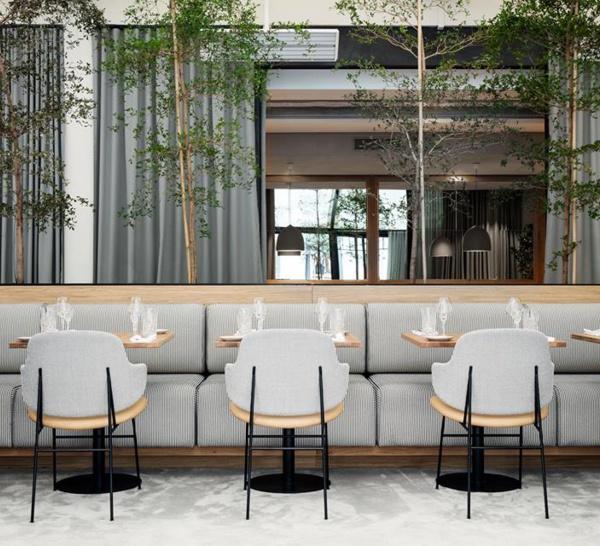 Le nouveau bar de Flora Danica à Paris