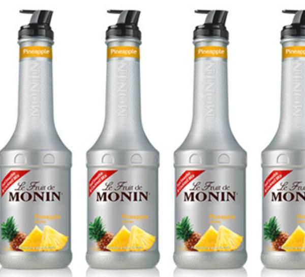 Innovation : Fruit de MONIN Ananas