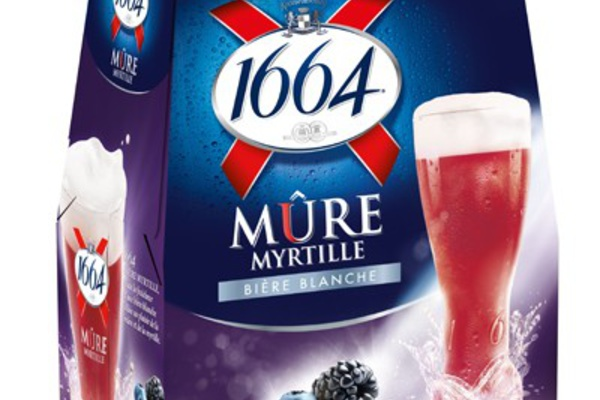 Nouveauté : 1664 Mûre Myrtille