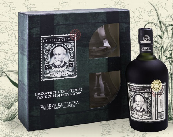 Fête des Pères 2017 : Coffret Perfect Serve by Diplomático