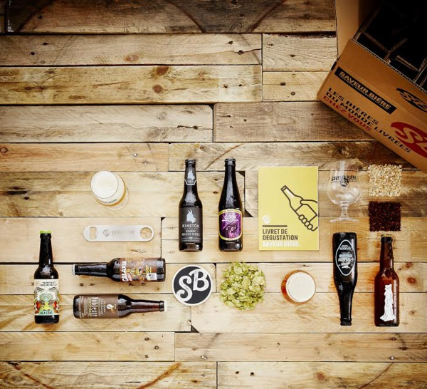 Fête des Pères 2017 : Box Découverte Saveur Bière