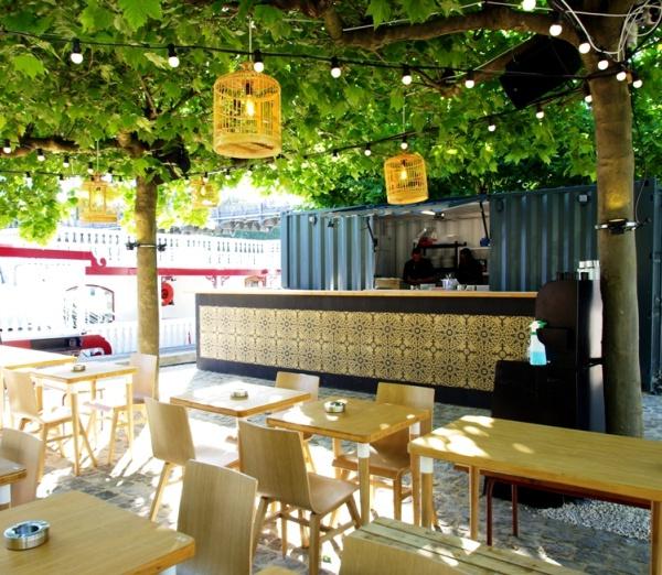 La Démesure Sur Seine : nouveau cocktails bar à Paris