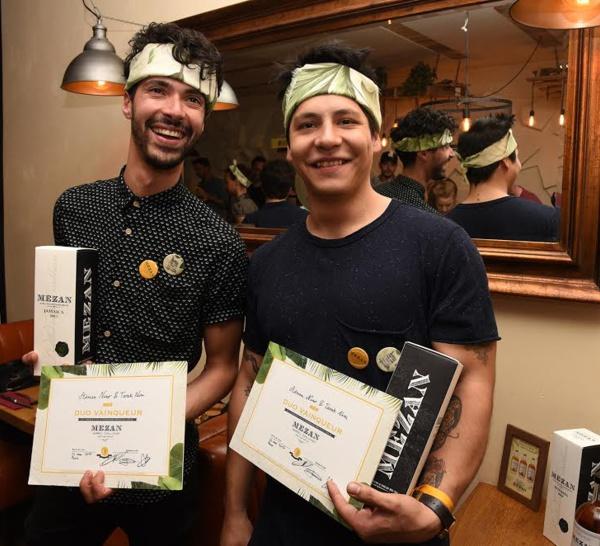 Finale France du Mezan Barrel Challenge : le bar lauréat