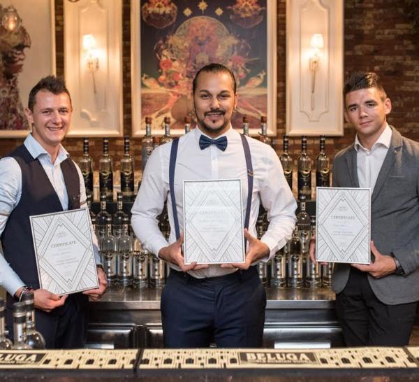 Demi-Finale Sud du Beluga Signature 2017 : les cocktails des gagnants