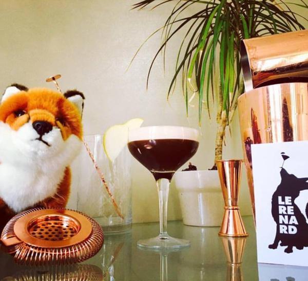 Le Renard : bar à cocktails détente à Paris