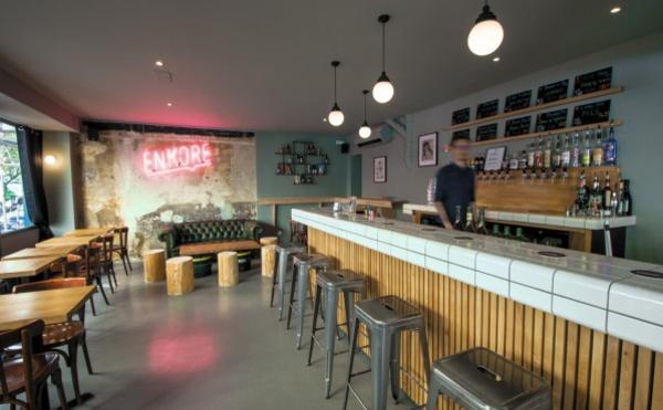 Enkore : nouveau bar à bières à Paris