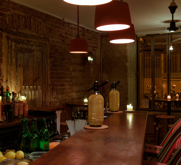 Infosbar Inside : le Bar de Biondi à Paris