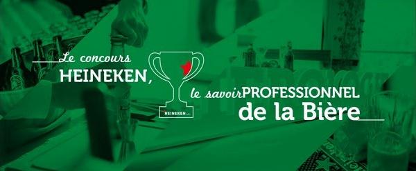 Concours Heineken - Talents Biérologie 2018