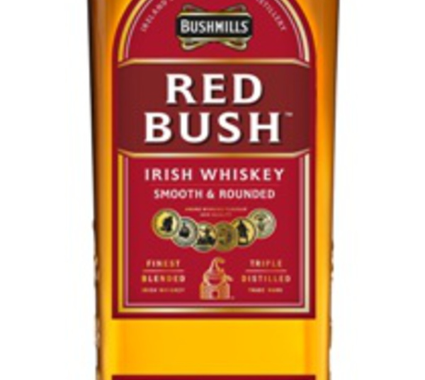 Nouveauté : Lancement de Red Bush by Bushmills