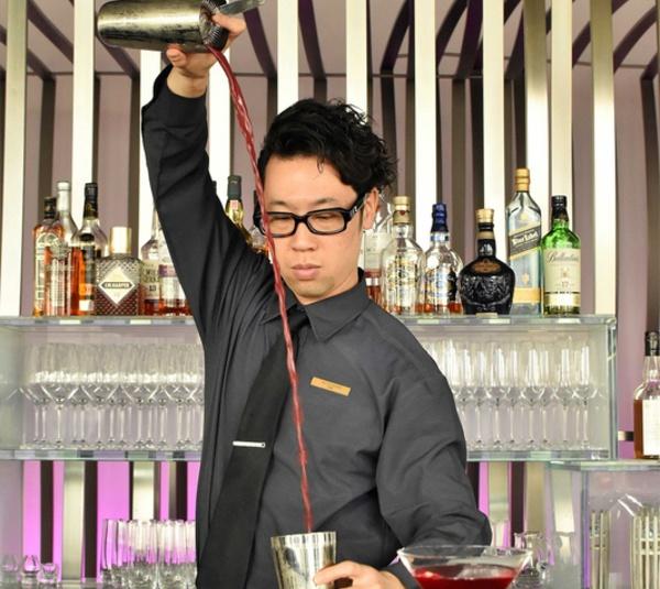Le Sakura Bar : bar éphémère au Peninsula Paris