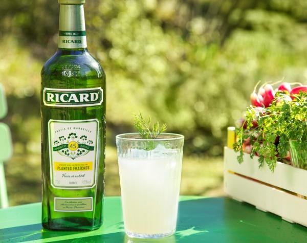 Innovation : Ricard Plantes Fraîches