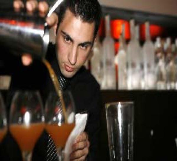 Cocktail création by Régis Celabe (réalisation en vidéo)