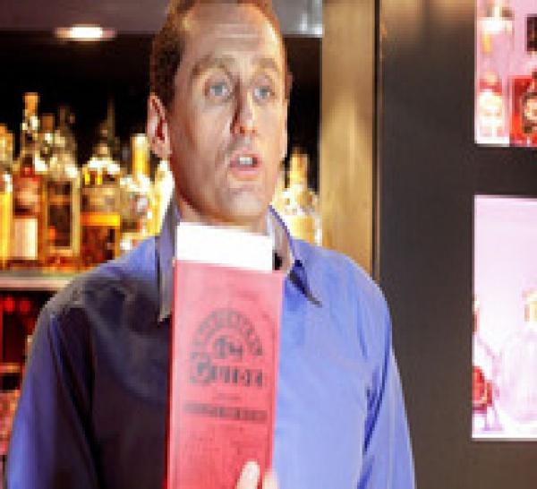Recette cocktail (vidéo) : le Pousse l'amour par Stephen Martin
