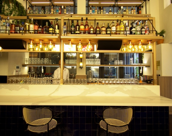 Royal au Bar : le bar de l'Hôtel Royal Madeleine à Paris