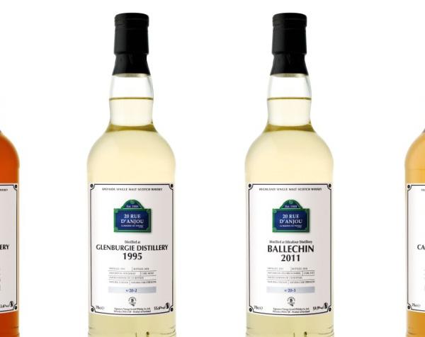 La Maison du Whisky présente « 20 RUE D'ANJOU »