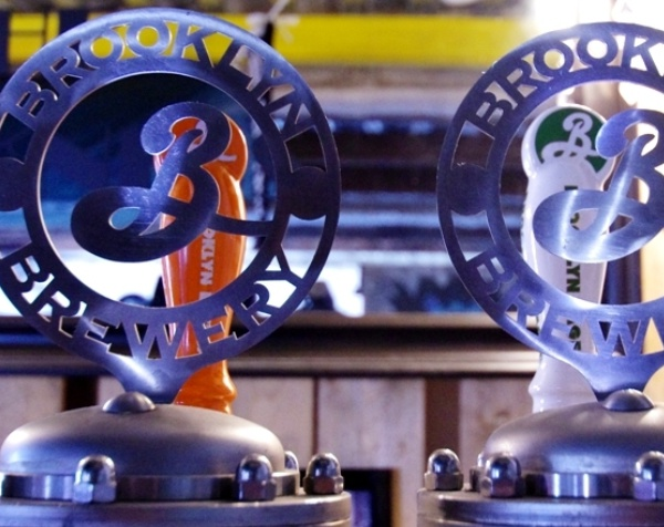 La brasserie Brooklyn Brewery débarque à Paris