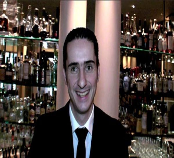 Yann Daniel, bar manager du Park Hyatt Vendôme / Part 1 (vidéo)