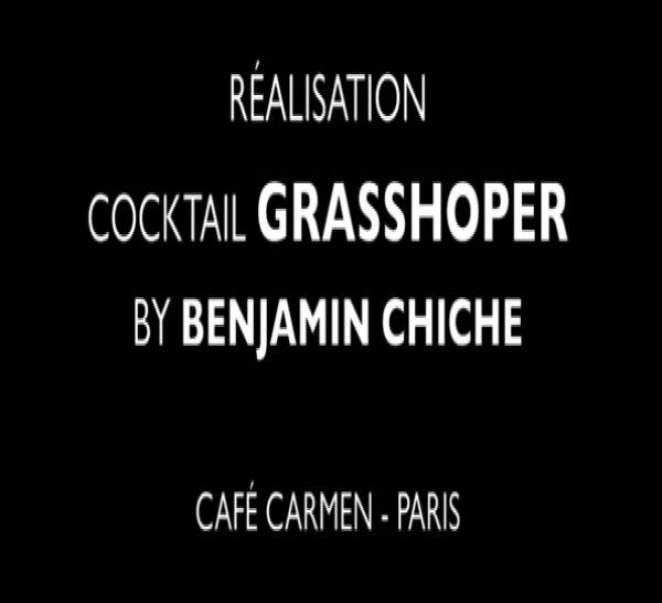 Cocktail session au Carmen - Paris